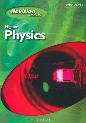 9781898890812: Higher Physics Revision Notes