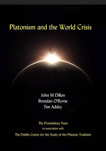 9781898910558: Platonism and the World Crisis