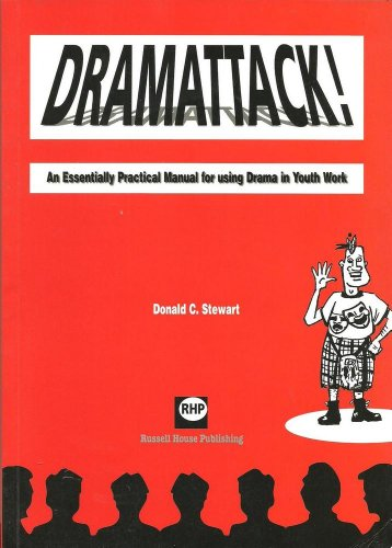 9781898924227: Dramattack!: An essentially practical manual for using drama in youth work