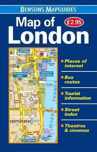 9781898929512: Map of London