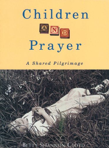 9781898938668: Children & Prayer a Shared Pilgrimage