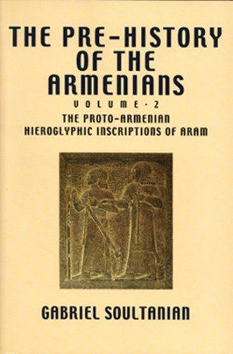 Pre-History Armenians Vol 2: Gabriel Soultanian