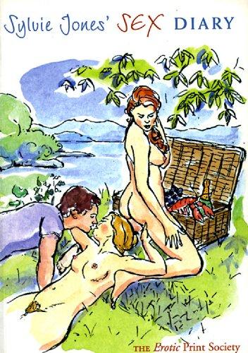 Sylvie Jones' Sex Diary: The Erotic Print Soc