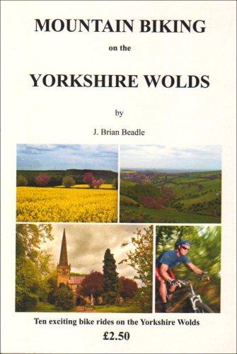 9781899004041: Mountain Biking on the Yorkshire Wolds (Mountain bike guides)