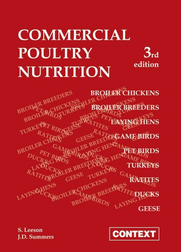 Commercial Poultry Nutrition: S Leeson; J