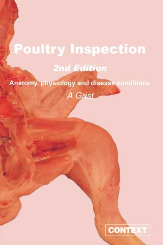9781899043460: Poultry Meat Inspection: Anatomy, Physiology and Disease Conditions
