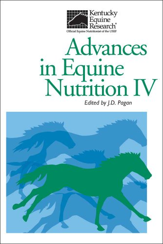 9781899043507: Advances in Equine Nutrition IV