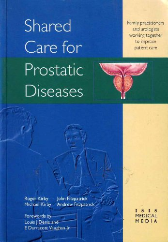 9781899066001: Shared Care for Prostatic Diseases