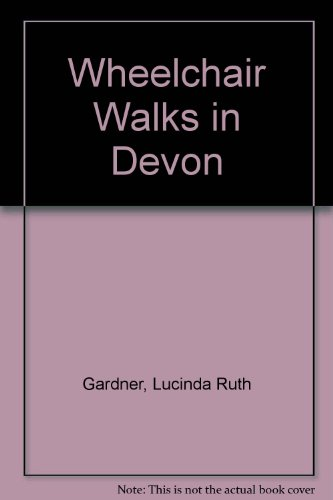 9781899073184: Wheelchair Walks in Devon