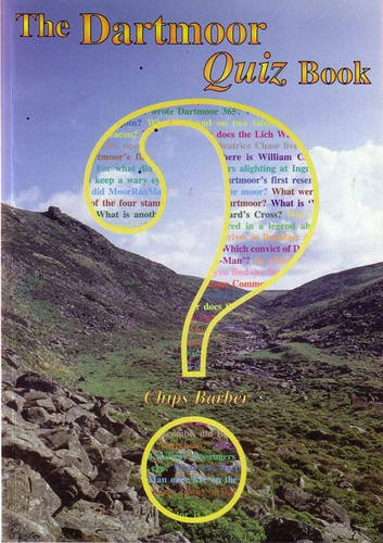 9781899073764: Dartmoor Quiz Book