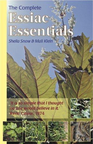 The Complete Essiac Essentials (1899077103) by Sheila Snow