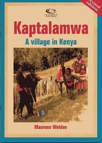 9781899085224: Kaptalamwa: A Village in Kenya