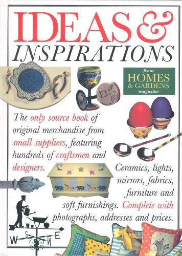"""Ideas and Inspirations from """"Homes and Gardens"""": Home and Gardens"""