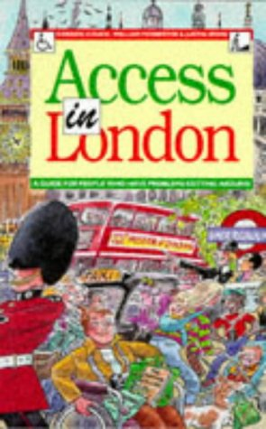 9781899163182: Travel Access in London: A Guide for Those Who Have Problems Getting Around