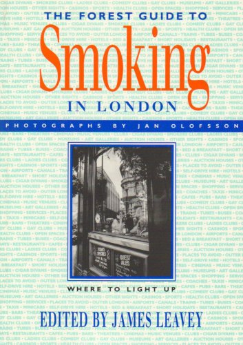 9781899163298: The Forest Guide to Smoking in London (Forest Guides)