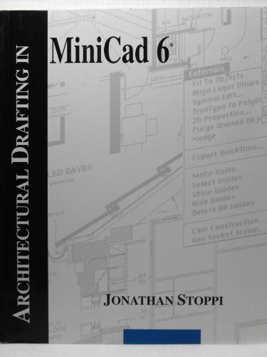Architectural Drafting in MiniCad 6: Stoppi, Jonathan