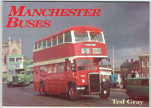 9781899181100: Manchester Buses