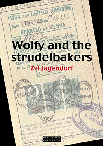 9781899235384: Wolfy and the Strudelbakers
