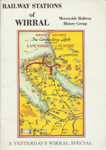9781899241026: Railway Stations of Wirral
