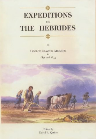 9781899272068: Expeditions to the Hebrides