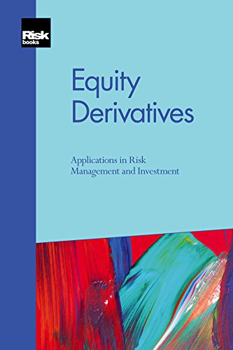 9781899332168: Equity Derivatives Applications in Risk Management and Investment