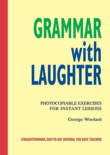 9781899396016: Grammar With Laughter: Photocopiable Exercises for Instant Lessons