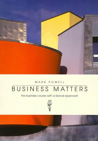 Business Matters: The Business Course with a: Powell, Mark
