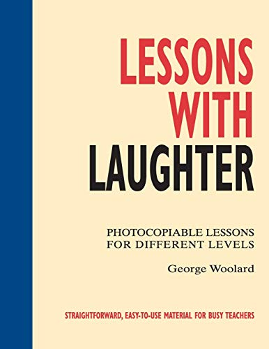 9781899396351: Lessons with Laughter: Photocopiable Lessons for Different Levels (Instant Lessons Series)