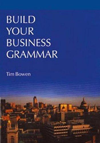 9781899396450: Build Your Business Grammar (Language Teaching Publications)