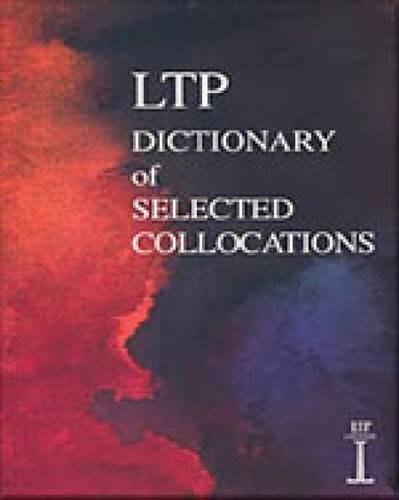 9781899396559: Ltp Dictionary of Selected Collocations
