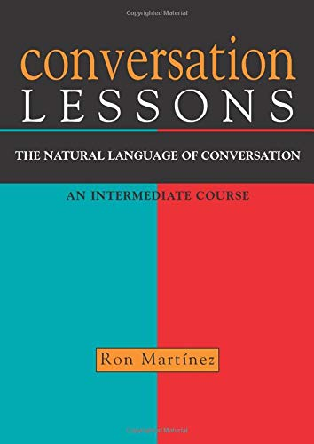 9781899396658: Conversation Lessons: The Natural Language of Conversation