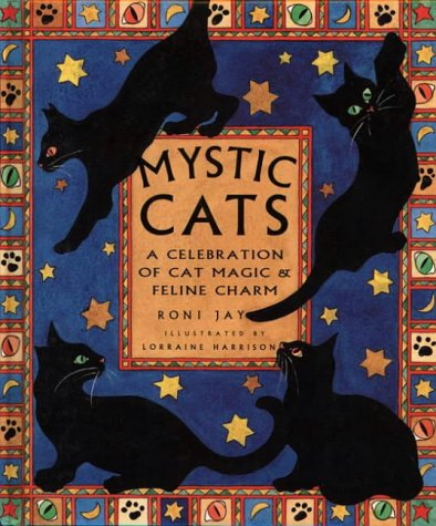 9781899434008: Mystic Cats: A Celebration of Cat Magic and Feline Charm
