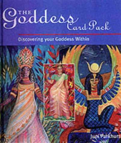 9781899434794: Goddess Card Pack: Discovering the Goddess within