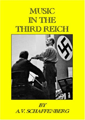 9781899435043: Music in the Third Reich: Then and Now