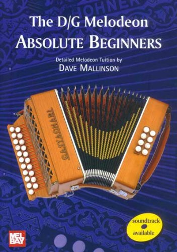 9781899512010: The D/G Melodeon - Absolute Beginners