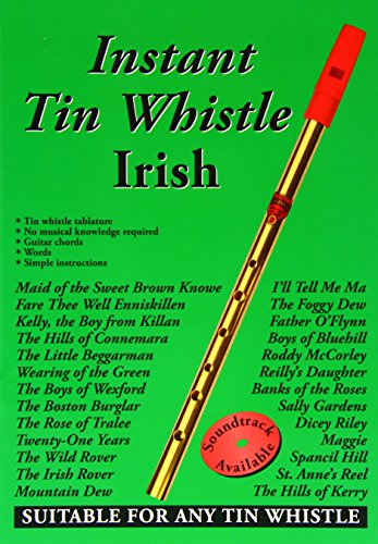 9781899512058: Instant Tin Whistle - Irish