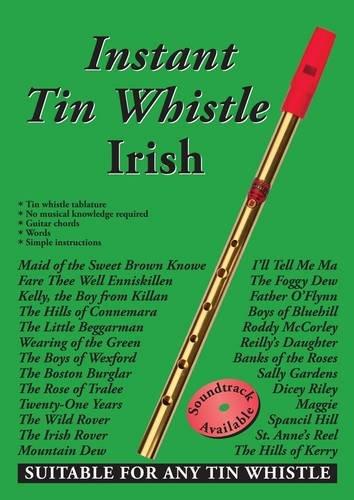 9781899512898: Instant Tin Whistle Irish