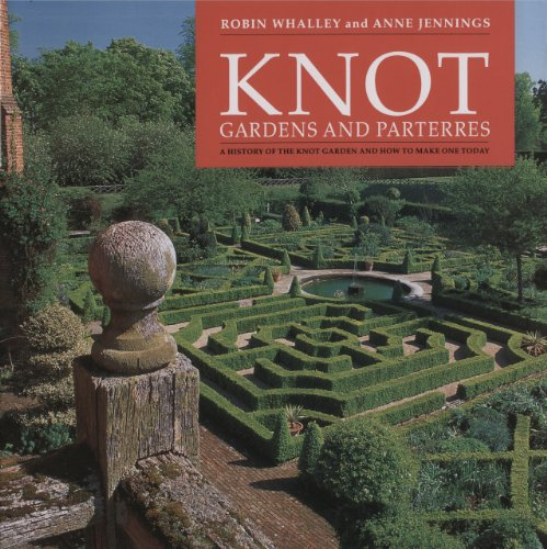 9781899531042: Knot Gardens and Parterres