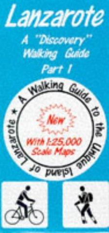 9781899554157: Lanzarote Walking Guide (Warm Island Walking Guides)