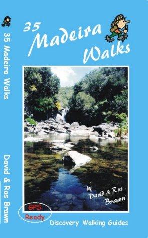 9781899554508: 35 Madeira Walks