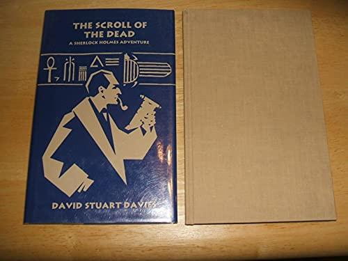 9781899562435: The Scroll of the Dead: A Sherlock Holmes Adventure