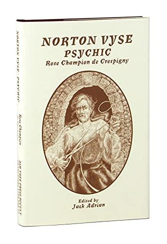 NORTON VYSE: PSYCHIC. Edited by Jack Adrian: De Crespigny, Rose