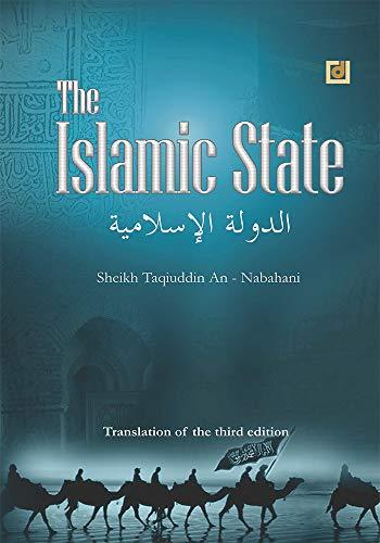 The Islamic State: An-Nabhani, Taqiuddin
