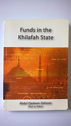 Funds In The Khalistan State: Abdul Qadeem Zalloom