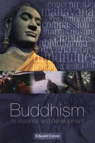 9781899579402: Buddhism: Its Essence and Development