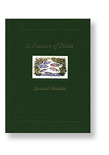 A PLEASURE OF FISHES. By Bernard Venables.: Venables (Bernard Percival). (1907-2001).