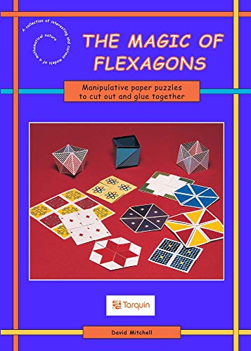 9781899618286: The Magic of Flexagons: Manipulative Paper Puzzles to Cut Out and Make