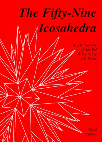 9781899618323: The Fifty-Nine Icosahedra