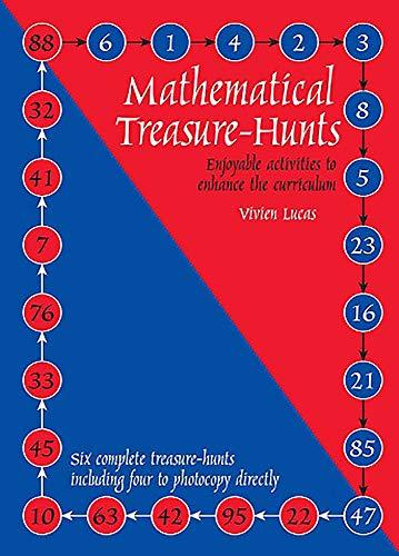 9781899618446: Mathematical Treasure Hunt: Enjoyable Activities to Enhance the Curriculum