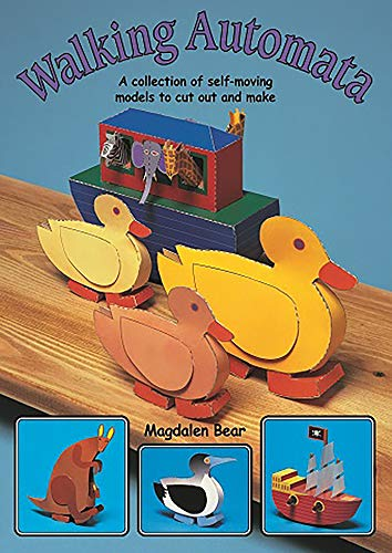 9781899618507: Walking Automata: A Collection of Self-moving Models to Cut Out and Make